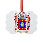 Benediktsson Picture Ornament