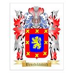 Benediktovich Small Poster