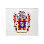 Benediktovich Throw Blanket