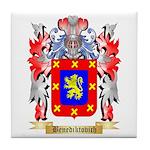 Benediktovich Tile Coaster