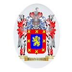Benediktovich Ornament (Oval)