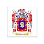 Benedicte Square Sticker 3