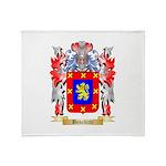 Benedicte Throw Blanket