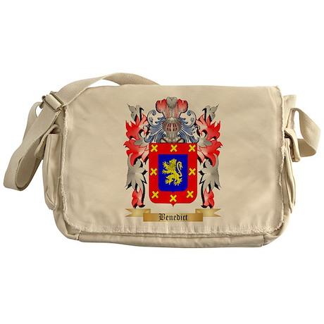 Benedict Messenger Bag