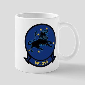 F-14 Tomcat VF-213 Black Lion Mug