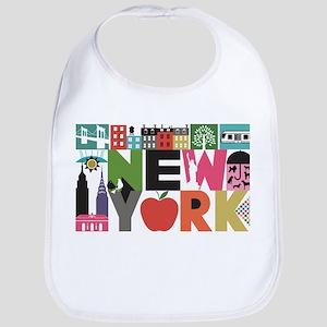 Unique New York - Block by Block Bib