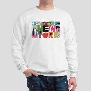 Unique New York - Block by Block Sweatshirt
