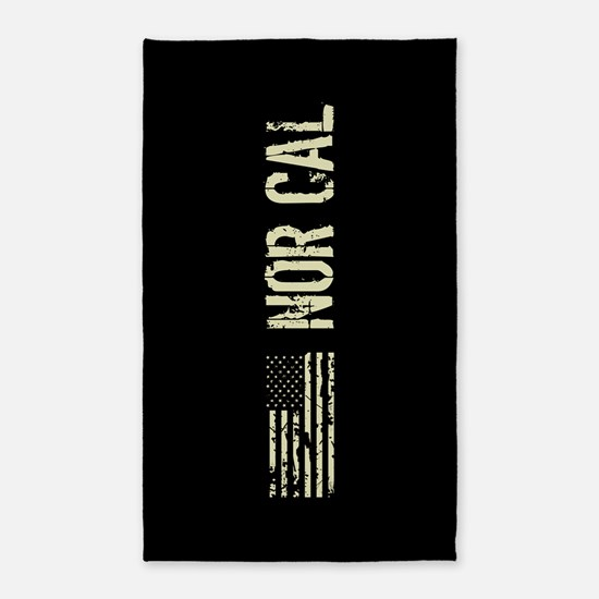 Black Flag: Nor Cal Area Rug