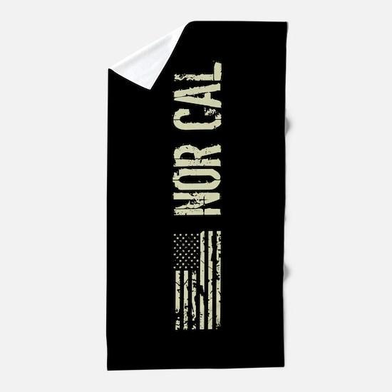 Black Flag: Nor Cal Beach Towel