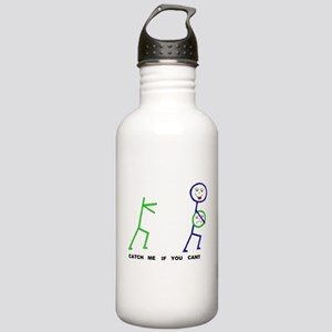 catch me if you can Water Bottle