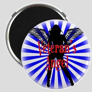 Veteran's Angel Magnet