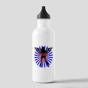 Veteran's Angel Stainless Water Bottle 1.0L