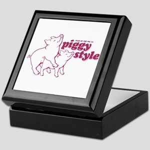 Year of The Pig 2007 Keepsake Box