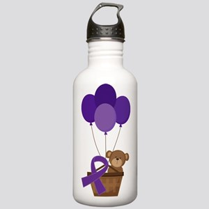 Alzheimers Support Nona Stainless Water Bottle 1.0