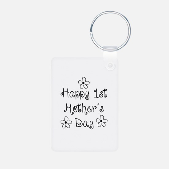 1st Mother's Day Keychains