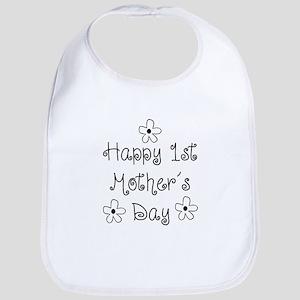 1st Mother's Day Bib
