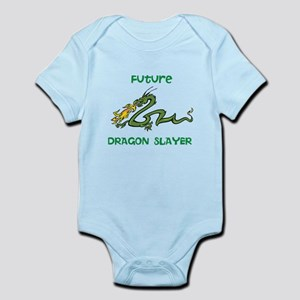 Future Dragon Slayer - funny baby clothing and app