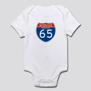 Interstate 65 - TN Infant Bodysuit