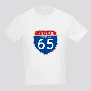 Interstate 65 - TN Kids T-Shirt
