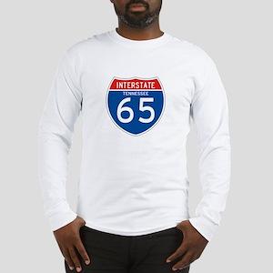 Interstate 65 - TN Long Sleeve T-Shirt