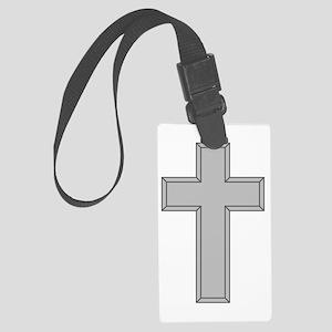 Silver Cross Luggage Tag