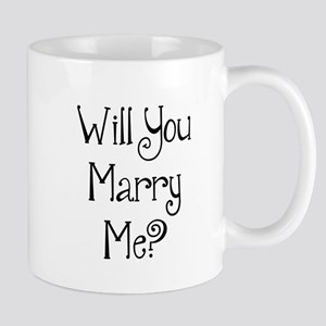 Will You Marry Me? (2) Mug
