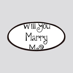 Will You Marry Me? (2) Patches