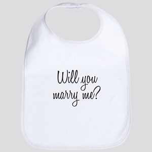 Marry Me Bib