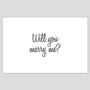 Marry Me Large Poster
