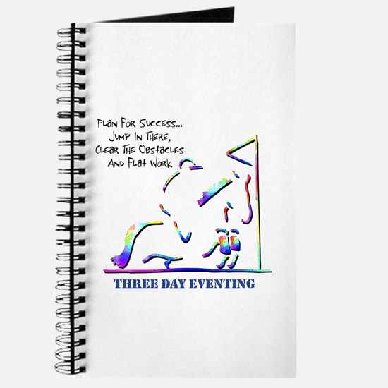 Three Day Eventing Journal
