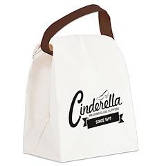 Cinderella Since 1697 Canvas Lunch Bag