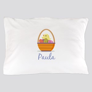 Easter Basket Paula Pillow Case