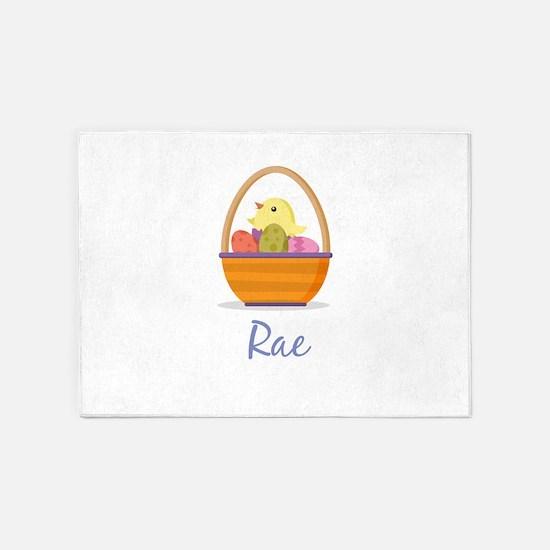 Easter Basket Rae 5'x7'Area Rug