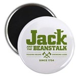 Jack & the Beanstalk Since 1734 Magnet