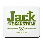 Jack & the Beanstalk Since 1734 Mousepad