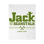 Jack & the Beanstalk Since 1734 Twin Duvet