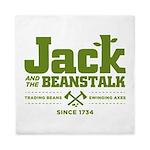 Jack & the Beanstalk Since 1734 Queen Duvet