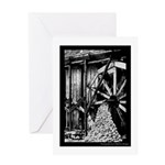 Sawmill Right? Greeting Cards