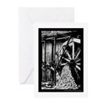 Sawmill Right? Greeting Cards (Pk of 10)