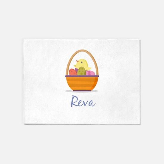 Easter Basket Reva 5'x7'Area Rug
