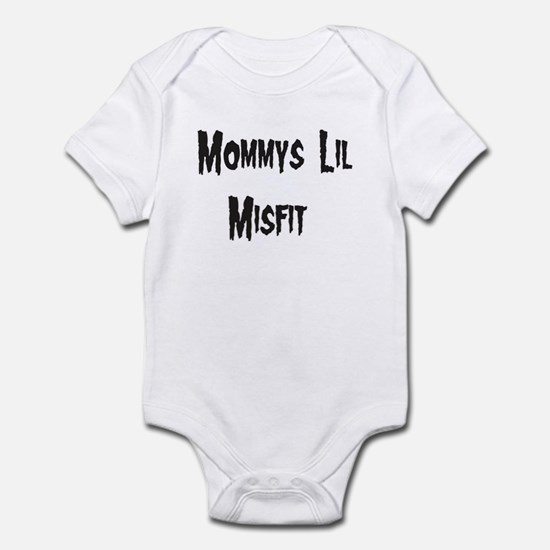 Mommy's Lil Misfit! Infant Bodysuit