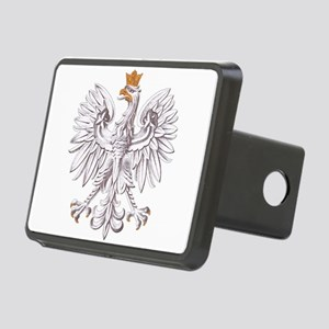 White Eagle of Poland Hitch Cover