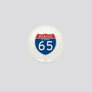 Interstate 65 - AL Mini Button