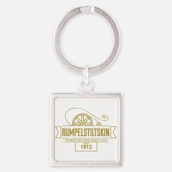Rumpelstiltskin Since 1812 Square Keychain