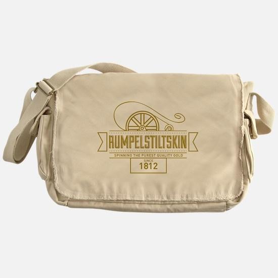 Rumpelstiltskin Since 1812 Messenger Bag