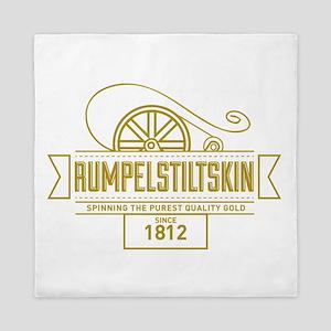 Rumpelstiltskin Since 1812 Queen Duvet