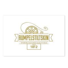 Rumpelstiltskin Since 1812 Postcards (Package of 8