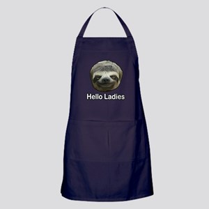 The Sloth Apron (dark)