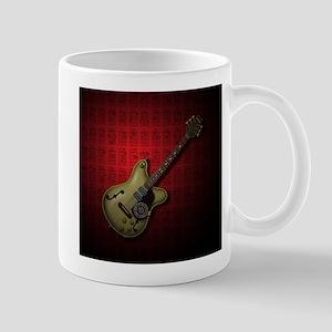 KuuMa Guitar 10 (R) Mug