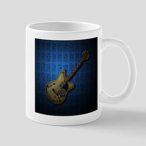 KuuMa Guitar 10 (B) Mug